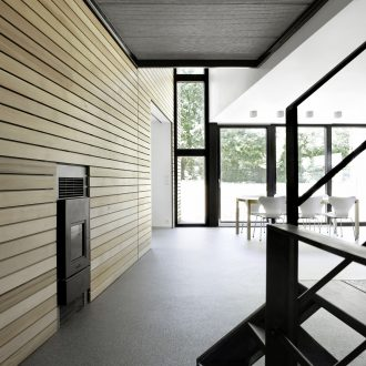Architecture intérieure salle à manger